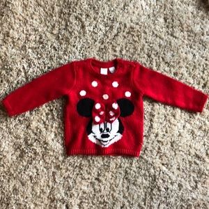 H&M Minnie Mouse Sweater